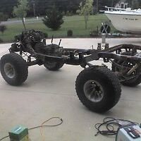 Toyota Solid Axles ( matching ) year unknown