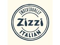Assistant Manager, Zizzi Restaurants - Wembley - from £21k