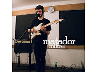 Matador Mike looking for a drummer!