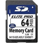 64MB SD Card