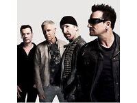 U2 Dublin. Looking to swap for London.