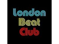 wanted Male singer/frontman to join London Beat Club