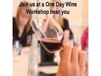 GLASGOW WINE TASTING EXPERIENCE DAY - 'VINE TO WINE'