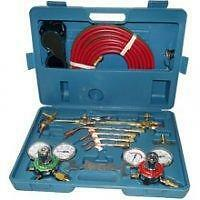 Brand New Victor Type Gas Welding and Cutting Kit