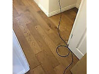 Professional laminate and wood floor fitter.