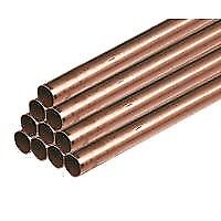 One bundle of 22mm copper piping for sale