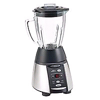Oster 18-Speed 700-Watt Glass Jar Digital Blender ~ Mélangeur