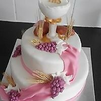 The Holly Communion Cakes