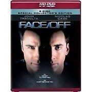 Face Off DVD