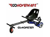 hoover board cart