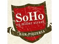 Deputy General Manager SoHo Bar and Pizzeria