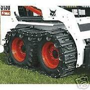 Skid Steer Tracks