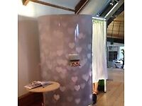 Photo Booth Business complete with props, website and social media pages £4500.00
