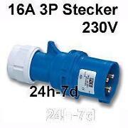 3 Pol Stecker