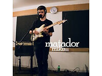 Indie Rock Band, Matador Mike, Looking for a drummer!