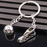 Soccer boot and ball keyring Unley Unley Area Preview