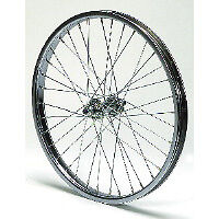 OLD SCHOOL BMX FRONT AND REAR 36 SPOKE STEEL WHEEL SET