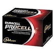 24 AAA Alkaline Batteries
