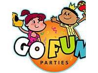 Absolutely AMAZING Kids Parties, Children's Entertainer. Where You Don't Do a Thing!