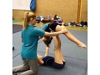 Gymnastics coach - Level 2 - Treasure Gymnastics - Hampshire