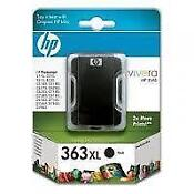 HP 363 Black Ink Cartridges