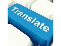 Danish translation