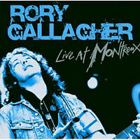 Rory Gallagher - Live In Montreux NEW 2 x LP