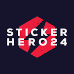 StickerHero24