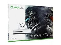 Brand new Xbox one 1tb gears of war edition console
