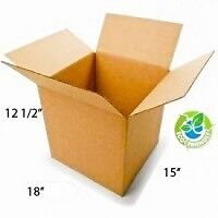 BOXES AND MOVING SUPPLIES *All BOXES 1/2 PRICE FOR THIS MONTH