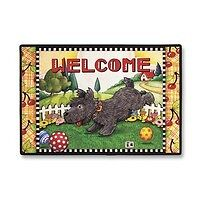 Scottish Terrier gifts: doormats, tapestry Stocking