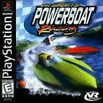 [Playstation 1] VR Sports Powerboat Racing