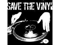 Over 4,000 Vinyl Records for sale