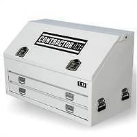 TOOLBOX- 1-11 'Contractor' 4 drawer toolbox site chest Hillarys Joondalup Area Preview