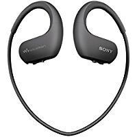 Sony Waterproof wireless mp3 headphones 8Go