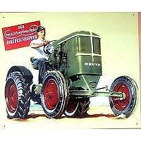oldtimer traktor deutz ebay. Black Bedroom Furniture Sets. Home Design Ideas