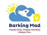Barking Mad - The Nations Favourite Alternative to Kennels