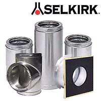 "WANTED selkirk/insulated chimney 6"" diameter"