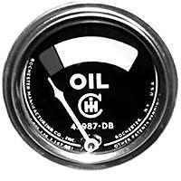 Oil Pressure Gauge Ih Farmall H M W4 W6 W9
