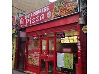 Pizza shop Peckham High Street for sale