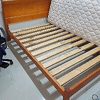TIMBER BED QUEEN SIZE