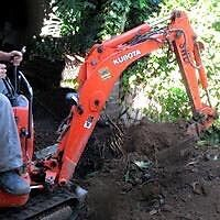 Don't Pay Till Job Done  NEW Mini Excavating Service  St. John's Newfoundland image 2