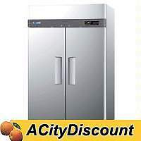 TURBO-AIR-47-CUFT-COMMERCIAL-REFRIGERATOR-2-SOLID-DOORS-M3R47-2