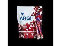 Argi+ (30 sachets): Top quality natural L-argenine supplement