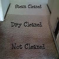 HIGHLY RECOMMENDED TRUCKMOUNT STEAM CARPET CLEANING SERVICE.