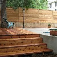 CUSTOM DECK/FENCE-DESIGN, INSTALL & REPAIR CALL 416.819.5722