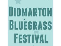 One Didmartin Bluegrass (2016) ticket for sale. Includes camping & festival for the whole weekend.