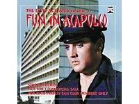 ELVIS THE MOVIE ACETATES VOL. 1 - FUN IN ACAPULCO (Memory Records 2024-2) (Released 2002) CD