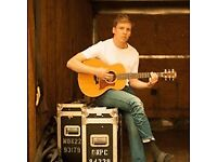 George Ezra - SSe Hydro - 15th March - Standing tickets