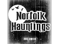 Ghost Hunting Team Ready To Help You!!!